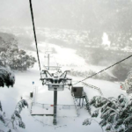 THREDBO – Storm Reflection, 50cm of Snow