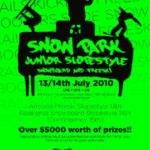 Snow Park NZ Launches Junior Slopestyle Event