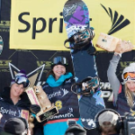 Holly Lands On The Podium At Mammoth