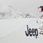 WINTER X EUROPE Kaya Turski Takes Women's Ski Slope, Anna Segal 4th