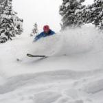 PHOTO SNOW REPORT – Face Shots at ASPEN, MAMMOTH & SNOWBIRD