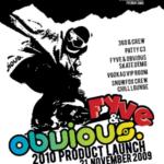 FYVE Melbourne Launch Night
