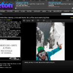Jeremy Jones – Filming in Antarctica