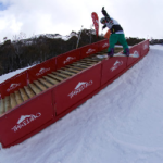 Billy Hayman wins Australian Rookie Fest in Thredbo