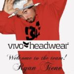 Vivo Headwear Signs Ryan Tiene