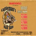 Announcing Cattleman's Rail Jam 2010
