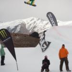 VIDEO – Billabong Bro Down at Snow Park