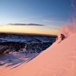 Aussie Mountains Score Sunny Powder Day