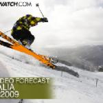 Latest Australian Forecast – Monday July 6, 2009