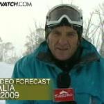 Latest Australian Forecast – Thursday July 2, 2009