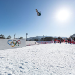 Moments from the Park and Pipe at the Winter Olympics