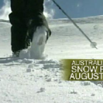 Australian Video Snow Report – August 3, 2009