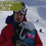 New Zealand Video Snow Report – July 23, 2009