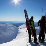 Pic of the Week, 12 – 18 July. Summiting Mt Ruapehu