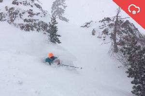 Snow Alert Update - Monster Snow Storms For California