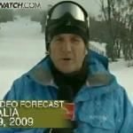 Australian Video Snow Report – Monday June 29, 2009