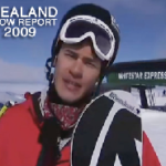 New Zealand Video Snow Report – Sep 4, 2009