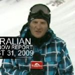 Australian Snow Report – August 31, 2009