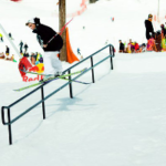 Jossi and Russ represent 'Down Under' at the Jon Olsson Super Sessions