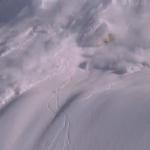 Avalanche Video – DCP Escapes Death