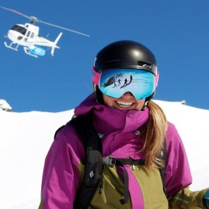 Girl's Day Out To Remember - Southern Lakes Heliski