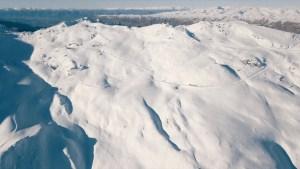 The enticing bowls of Soho Basin will be added to Cardona's skiable terrain. Photo: Danny Warley