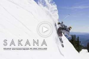 Burning Sidewall - The Film (+ Ski) From Line That'll  Make You Want To Go Skiing - Video