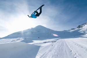The Stomping Grounds – Australian Team Training with World's Best  in Saas Fee