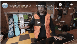 Gear Guide - Salomon Sick Stick Video Review