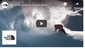 Victor de le Rue's Frozen Mind is Incredible  - Video