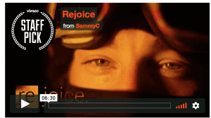 Rejoice - Sammy Carlson getting Creative in the BC Backcountry - Video