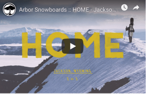 Arbor Snowboards Present Home, Episode 2 - Jackson, Wyoming with Brian Iguchi and Mark Carter