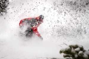 Snowbird, Utah. December 26