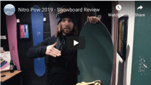 Gear Guide -  Nitro Pow 2019 Video Review