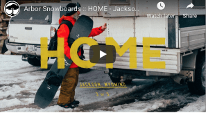 Arbor Snowboards Presents, Home, Episode 3 - Jackson with Brian Iguchi and Mark Carter