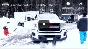 Send And Return - BCA's Safe Backcountry Shredding Series, Episode 2 - Video