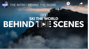 A Behind the Scenes Look at Candide Thovex's Film Ski The World - Video