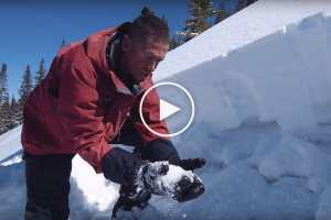 The 5 Red Flags Unstable Snow & Avalanche Danger - Video