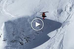 Kiwi Skier Craig Murray's Winning Freeride World Tour Run - Video