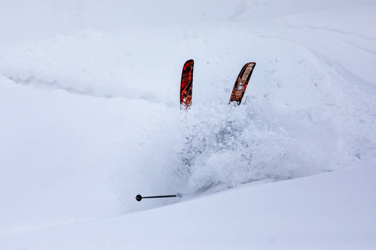 Niseko's snow conditions, perfect deep Japow | Mountainwatch