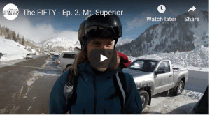 The Fifty – Cody Townsend's Quest to Ski the 50 Classic Ski Descents In North America – video