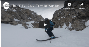 The Fifty - Cody Townsend's Quest To Ski The 50 Classic Descents Of North America. Episode 3. - Video