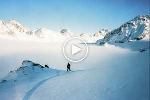 CONTRADDICTION:  A Complicated Reflection On Snowboarding's Beautiful Simplicity By Elias Elhardt - Movie