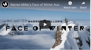 Warren MIller's Face of Winter Premieres on May 15 - Tickets on Sale Now