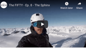 The Fifty - The Sphinx, Alaska. Episode 8 in Cody Townsend's Quest To Climb and Ski The 50 Classic Ski Descents of North America.