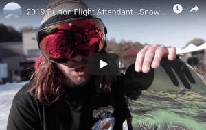 Gear Guide - Burton Flight Attendant Snowboard Video review