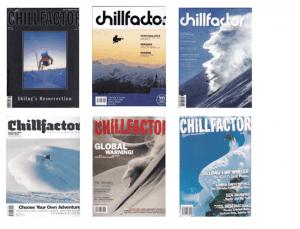 Chillfactor 2019 - Preview of The Latest Issue of Australia's Premier Ski Magazine