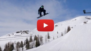 Rising Star - Jesse Parkinson, a 13-year-old Snowboarder With a Big Future