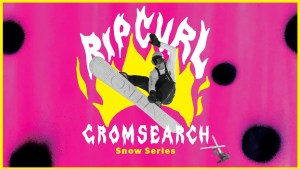 Rip Curl GromSearch Snow Series On At Perisher This Weekend