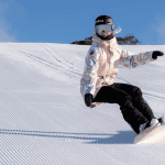 Amber Araznay, wil be passing on her knowledge at Thredbo this weekend. Photo: Rojo
